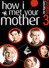 How I Met Your Mother - Season 3 (DVD, 2008, 3-Disc Set, Checkpoint; Sensormatic; Widescreen)