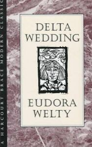Delta-Wedding-Welty-Eudora-Good-Condition-Book