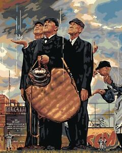 How do you find a Norman Rockwell price guide?