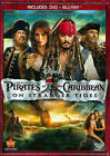 Pirates of the Caribbean: On Stranger Tides (Blu-ray/DVD, 2011, 2-Disc Set)