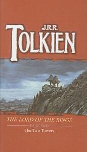 TWO-TOWERS-9780812417852-J-R-R-TOLKIEN-PAPERBACK-NEW