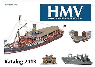 HMV paper models
