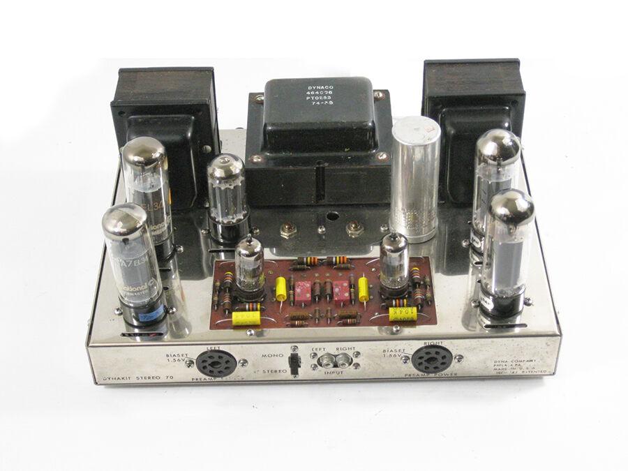Best Vintage Tube Amp 55