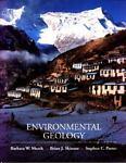Environmental Geology by Stephen C. Porter, Brian J. Skinner and Barbara...