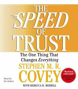 Of trust the stephen speed covey pdf