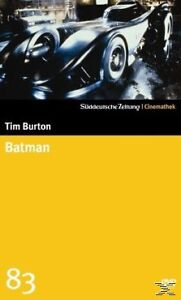 DVD Batman MUSIK PRINCE - SZ-Cinemathek Nr. 83 TIM BURTON Jack Nicholson KEATON - Lauterach, Österreich - DVD Batman MUSIK PRINCE - SZ-Cinemathek Nr. 83 TIM BURTON Jack Nicholson KEATON - Lauterach, Österreich