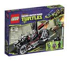 Teenage Mutant Ninja Turtles Teenage Mutant Ninja Turtles Teenage Mutant Ninja Turtles LEGO Building Toys