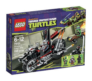 LEGO 79101 Teenage Mutant Ninja Turtles Shredder039s Dragon Bike - Ormskirk, United Kingdom - LEGO 79101 Teenage Mutant Ninja Turtles Shredder039s Dragon Bike - Ormskirk, United Kingdom