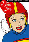 I Love Lucy - The Complete Sixth Season (DVD, 2012, 4-Disc Set)