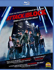 Attack the Block (Blu-ray Disc, 2011)