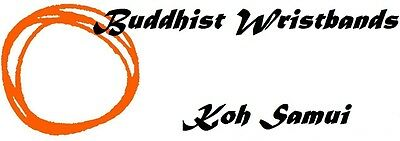 Buddhist Wristbands
