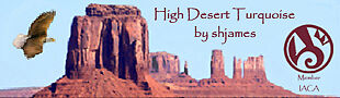 High Desert Turquoise by shjames