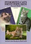 Pedigreed Cats Photo Postcards, Dorothy Holby, 0486258882
