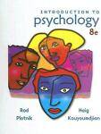 Introduction to Psychology 9780495103172