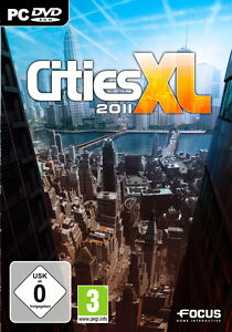 Cities XL 2011 (PC, 2010, DVD-Box)