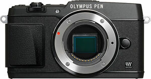 Olympus OM-D E-P5 16.1 MP Digital Camera...