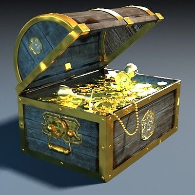 Mel's Treasure Chest