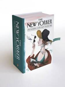 Postcards from The New Yorker BOOK NEW