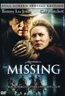 The Missing (DVD, 2004, 2-Disc Set, Pan & Scan)