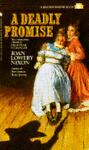A Deadly Promise, Joan Lowery Nixon, 0553561774