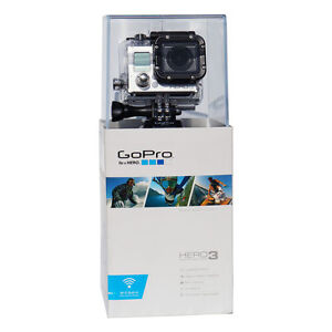 GoPro HERO3 White Edition 16 MB Camcorder - White Silver Edition  - $29.10