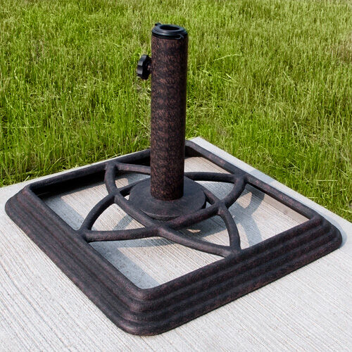 How to Buy a Cast Iron Parasol Base