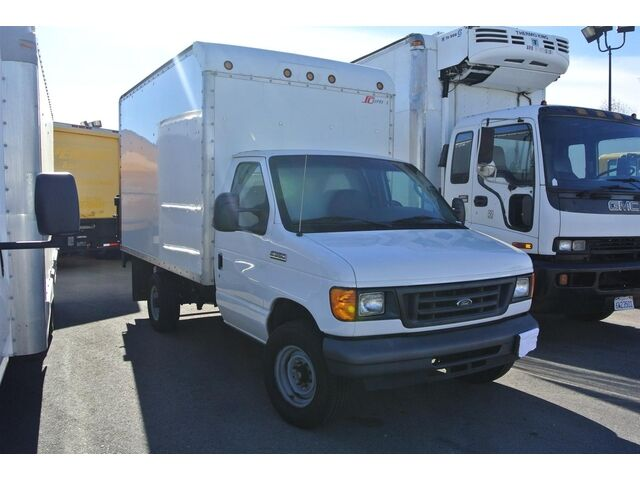 FORD E350 12ft BOX VAN 10FT box truck ISUZU 12' FRP 10' ISUZU CHEVY GMC LIFTGATE