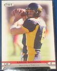 SAGE Rookie Aaron Rodgers Football Trading Cards