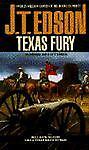 Texas Fury, J. T. Edson, 0440210445