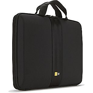 Case Logic Black Molded Laptop Case