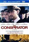 The Conspirator (Blu-ray/DVD, 2011, Canadian)