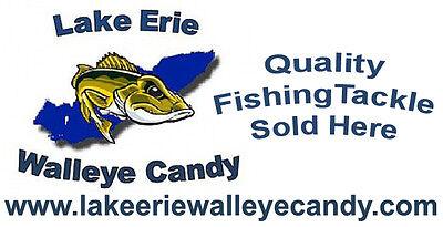 Lake Erie Walleye Candy