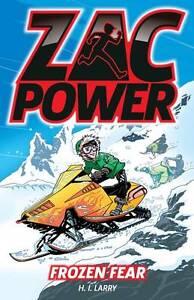 Zac Power Frozen Fear ' Larry, H.I