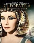 Cleopatra (Blu-ray Disc, 2013, 2-Disc Set, 50th Anniversary; With Book)