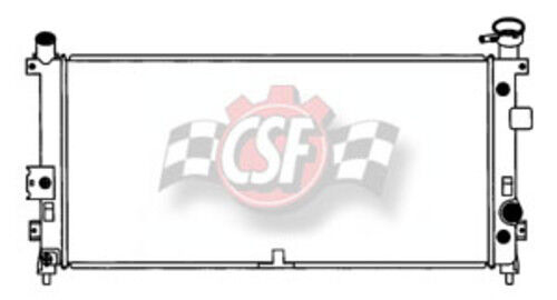 CSF 3448 Radiator