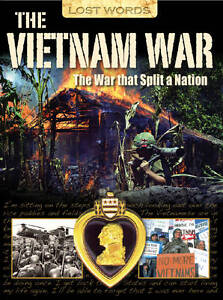 Lost Words the Vietnam War: The War That Split a Nation by Jeremy Smith - Book