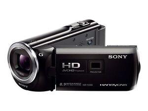 Sony-Handycam-HDR-PJ320E-Camcorder-Black