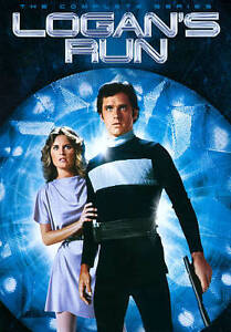 Logan's Run: The Complete Series (DVD, 2012, 3-Disc Set)