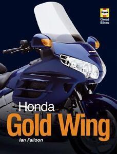 Honda-Gold-Wing-by-Ian-Falloon-2001-Hardcover
