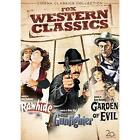 Cinema Classics Collection - Rawhide/The Gunfighter/The Garden of Evil (DVD, 2008, 3-Disc Set)