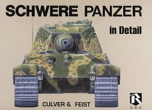 Schwere Panzer by Uwe Feist and Bruce Cu...