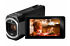JVC Everio GZ-VX775 32GB HD Camcorder - Black
