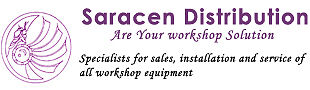Saracen Workshop Garage Equipment