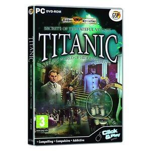 Hidden-Mysteries-Titanic-Secrets-of-the-Fateful-Voyage-PC-DVD-Very-Good-Wind