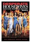 Desperate Housewives - The Complete Fourth Season (DVD, 2008, 5-Disc Set, Sizzling Secrets Edition) (DVD, 2008)