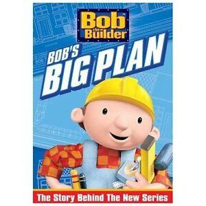 Bob the Builder - Bob's Big Plan (DVD) - Deutschland - Bob the Builder - Bob's Big Plan (DVD) - Deutschland