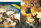Clash of the Titans (Blu-ray/DVD, 2012, 2-Disc Set)