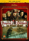 Pirates of the Caribbean: At World's End (Blu-ray/DVD, 2011, 3-Disc Set, DVD/Blu-ray)