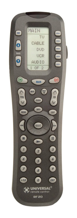 The Complete Guide to Buying a Cable or Freeview Remote Control