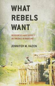 What Rebels Want, Hazen, Jennifer M., Good, Hardcover